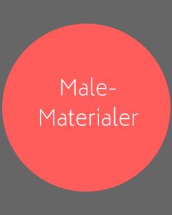 Male-Materialer