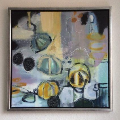 Susan overraskede sin mand med et KBBastholm-maleri